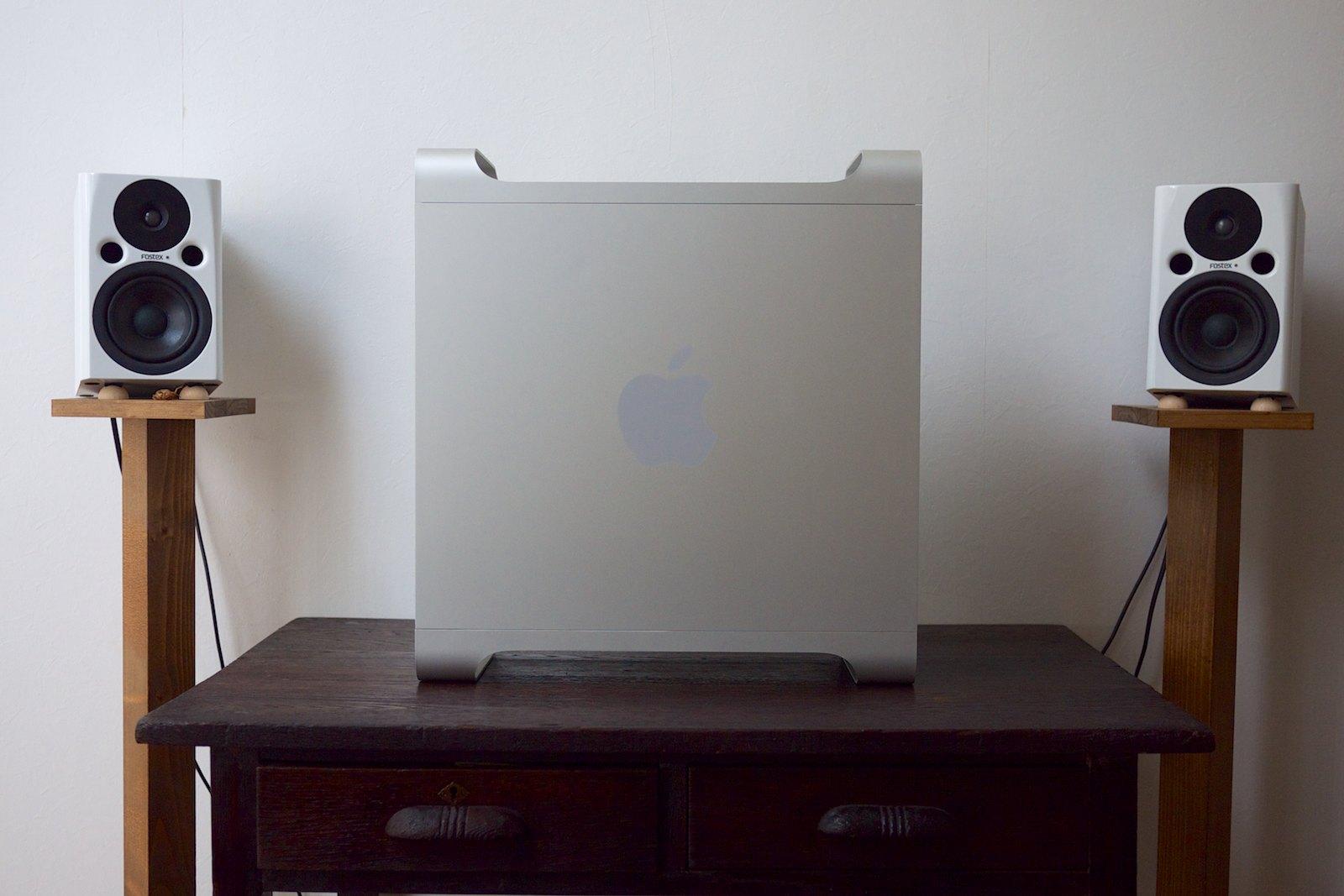 Mac Pro、かっこええな